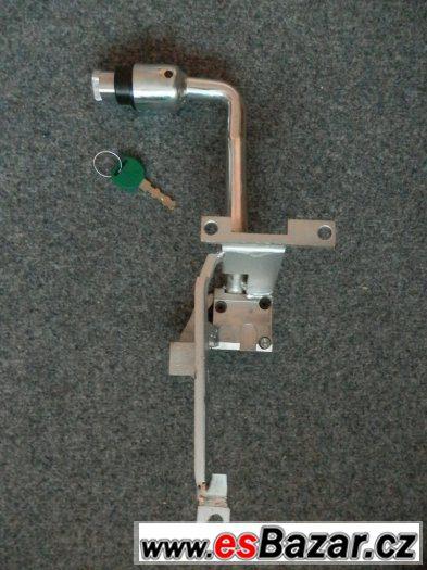 Uzamykání řadící páky DEFEND- LOCK- pro 5 rychlostí model