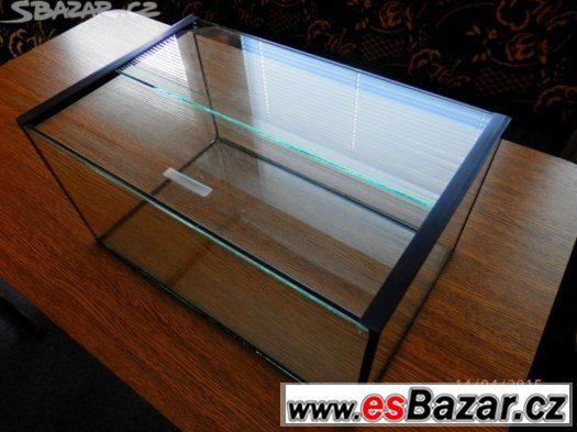 Akvárium 53litrů, nové, 55x26x35cm - Nabídka