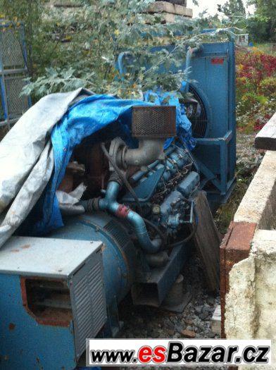 Dieslový generátor