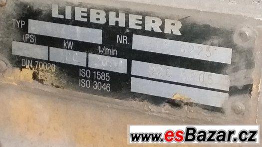 Liebherr 922 D904T 100kw