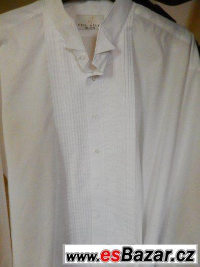 Prodám pánské košile pro slavnostní příležitost