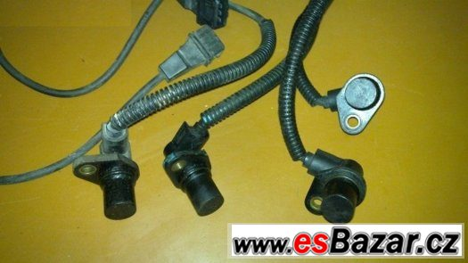 Opel snímač otáček klikového hřídele pro motory 18i 16V