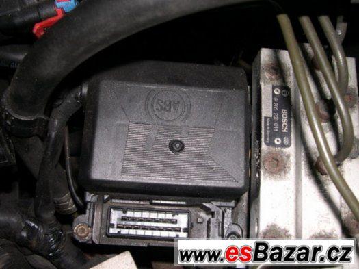 Řídící jednotka - pumpa ABS pro Opel Astra F