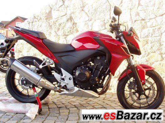 Honda CB 500F ABS