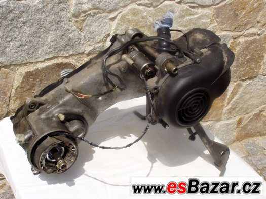Motor Yamaha - Aprilia typ 5MY - AP