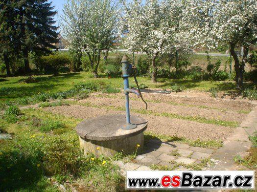 prodám nebo vyměním zahradu Praha 10 Uhříněves