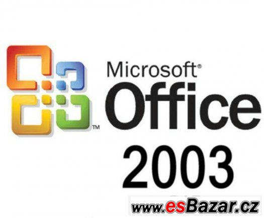 Originál MS Office 2003 Basic (Word, Excel)