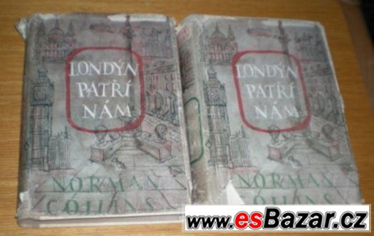 Norman Collins - Londýn patří nám