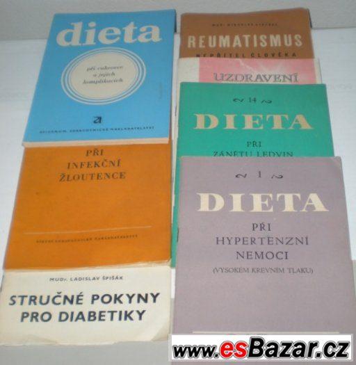 Příručky k dietám