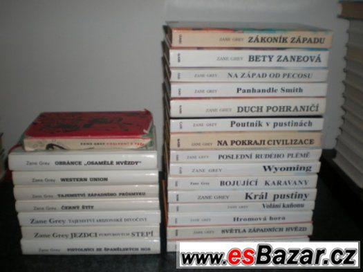 Zane Grey - 23 knih