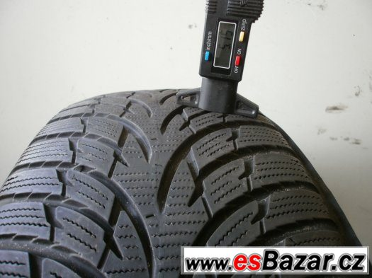 Prodám 2 x zimní pneu Nokian 205/60-16