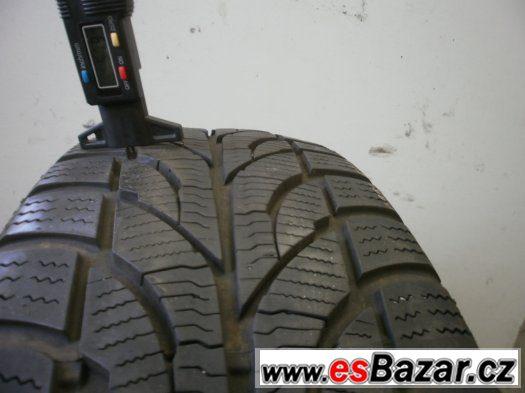 Prodám 2 x zimní pneu Sportiva 205/60-16