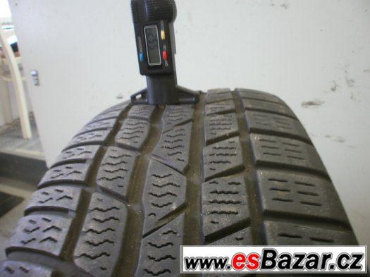 Prodám 2 x zimní pneu Continetal 205/60-16