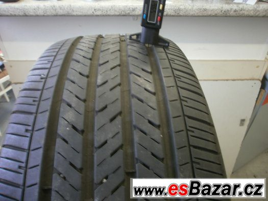 Prodám 4 x pneu Michelin 235/55-17  M+S
