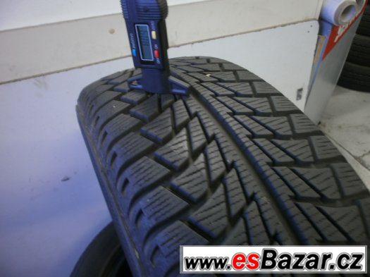 Prodám 4 x zimní pneu Nankang 185/60-15
