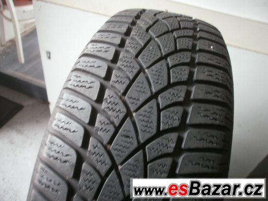 Prodám 4 x zimní pneu Dunlop 195/55-16