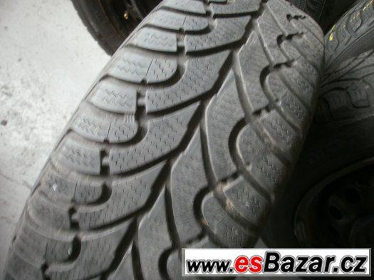 Zimní sada Toyota pneu 175/65-14