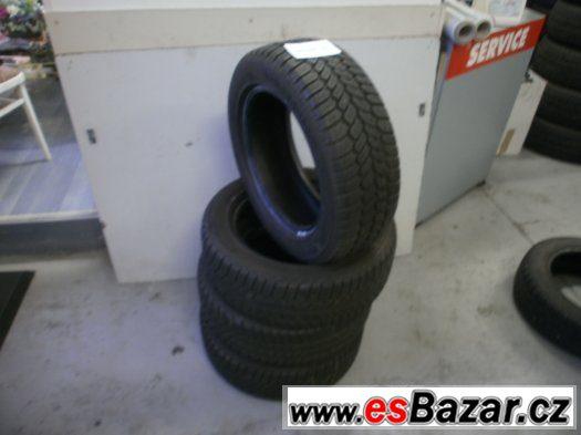 Prodám 4 x zimní pneu Semperit 185/55-14