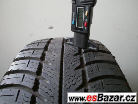 Prodám 2 x zimní pneu Goodyear 185/60-14