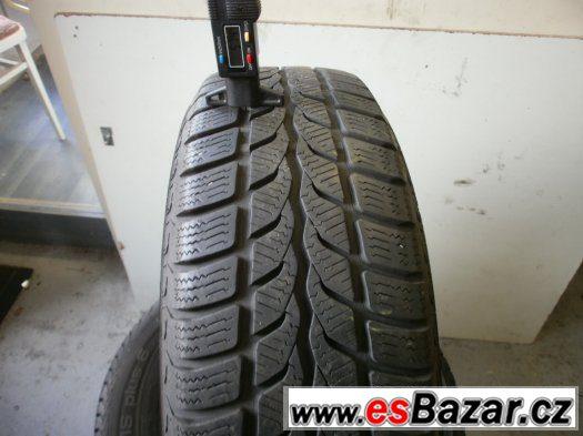 Prodám 4 x zimní pneu Uniroyal 185/70-14