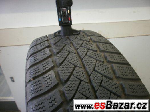 Prodám 4 zimní pneu Platin 195/55-15