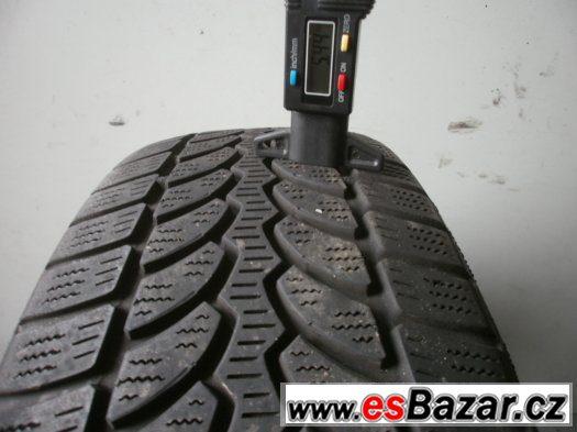 Prodám 2 x zimní pneu Bridgestone 185/65-15