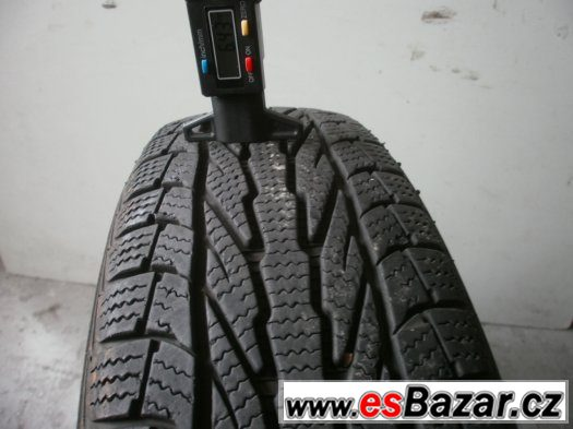 Prodám 2 x zimní pneu Apollo 155/65-14-