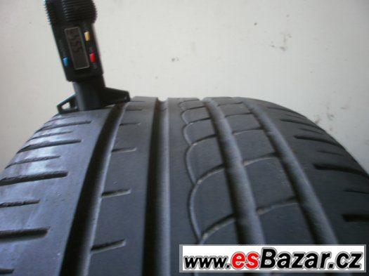 Prodám 2 x letní pneu Pirelli 235/40-18