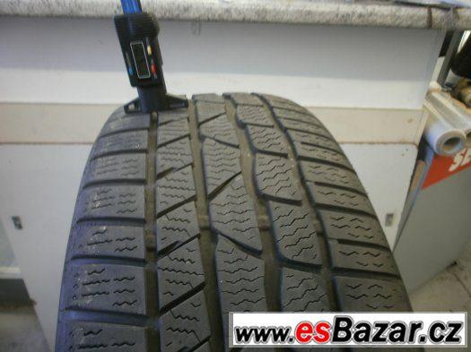 Prodám 4 x zimní pneu Continetal 225/50-18