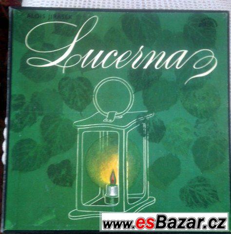 3x LP gramodeska: A.Jirásek LUCERNA (1977)