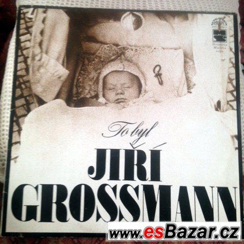 5x gramodesky Šimek &Grossmann -Návštěvní dny -Ano,pane Jiří
