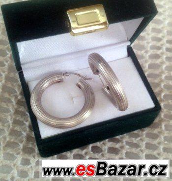 stříbrné puncované šperky -nádherné dárky k vánocům viz.fota