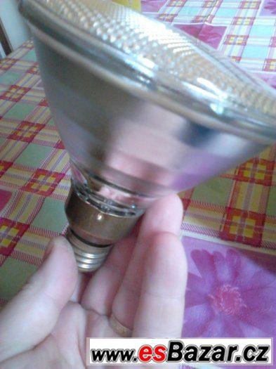 prodám několik reflektorových žárovek philips 120w 220v