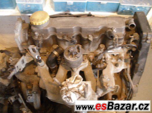 motor a převodovka Opel Corsa B 1,2 8V