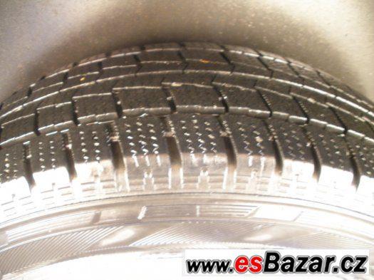 disky 6jx16H2 ET 53 + zimní pneu 195/60/16 C 99/97T