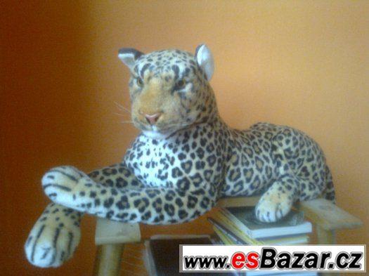 plyšový gepard