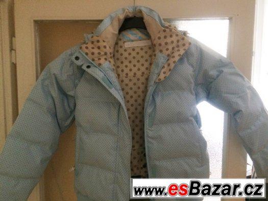 Dámská - Péřová zimní bunda Special Blend.