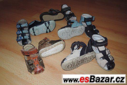 Dětské zdravotní sandále