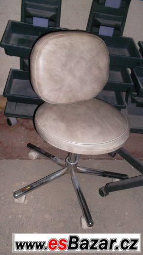 židle kadeřnictví