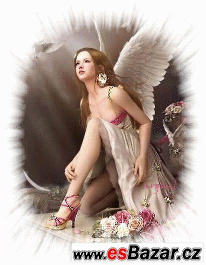 věštírna u andělské SANDRY