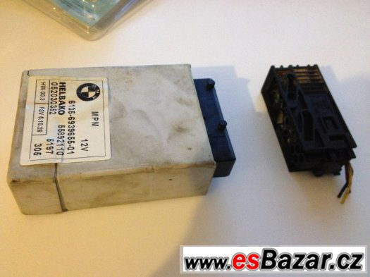 koupím na BMW E60 modul PDC,modul přívěs-micro power modul