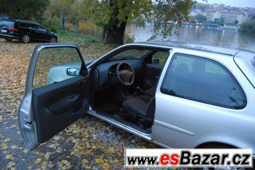 Ford Fiesta 1.4 16V + 2. sada kol v ceně