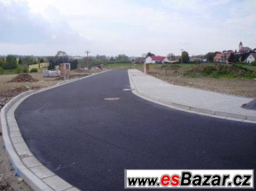 Prodej stavební pozemky v Chrudimi.