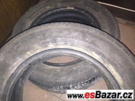 Letní pneu goodyear gt2 175/65 r14 5mm