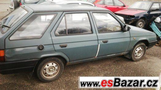 Škoda Favorit 135 Forman