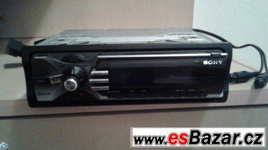 prodám Sony MEX-BT5100
