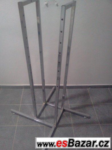 Košíky regál stojan