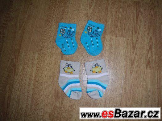 2 ks ponožek