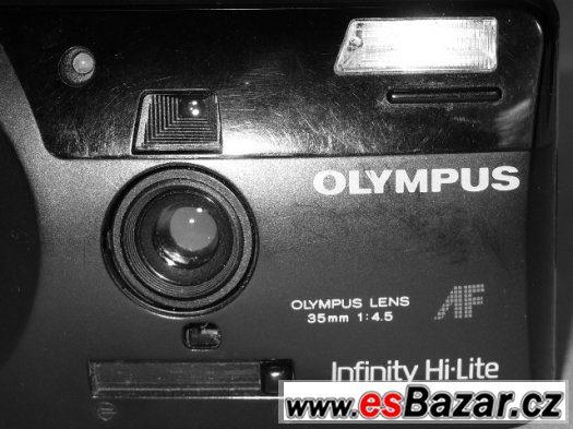 Prodám kompakt Olympus.