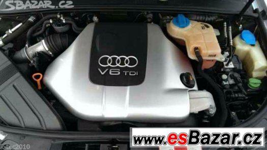 MOTOR 2.5 TDI 132KW AKE Audi, Volkswagen, Škoda